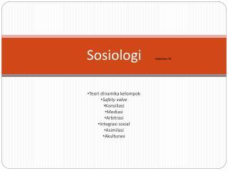 Sosiologi Halaman 74