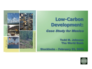 A World-Leading Low Carbon Economy