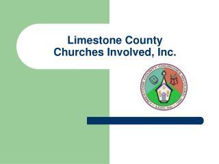 Limestone County  Churches Involved, Inc.