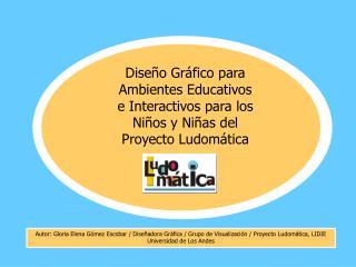 El reto educativo del Proyecto Ludomática
