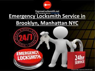 Emergency Locksmith Service in Brooklyn, Manhattan NYC