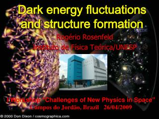 Dark energy fluctuations and structure formation