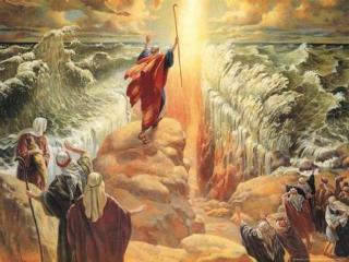 A Rota do �xodo do Povo de YAOHUH UL