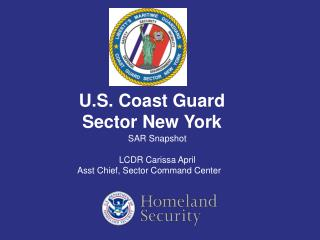 U.S. Coast Guard Sector New York