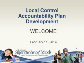 Local Control Accountability Plan Development