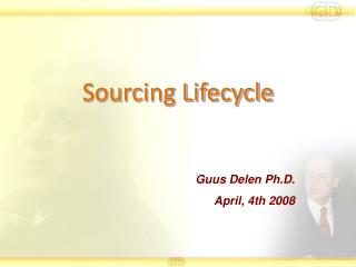Sourcing Lifecycle