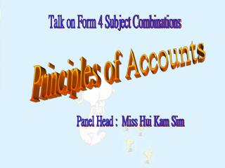 Talk on Form 4 Subject Combinations