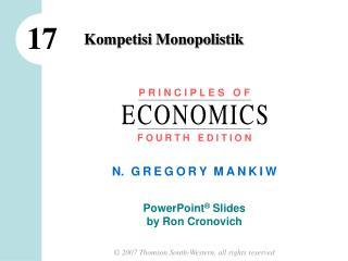 Kompetisi Monopolistik
