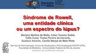 Mariana Martins de  Mello,  Celso Tavares  Sodré,  Tullia Cuzzi , Thales  Pereira de  Azevedo,