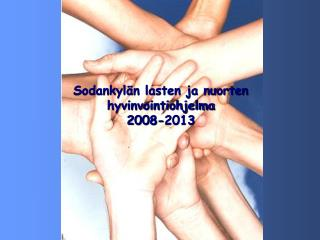 Sodankylän lasten ja nuorten hyvinvointiohjelma 2008-2013