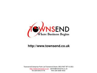 townsend.co.uk