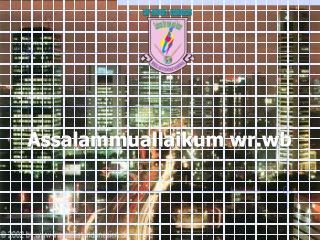 Assalammuallaikum wr.wb