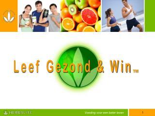Leef Gezond & Win