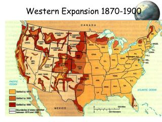 Western Expansion 1870-1900