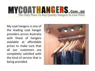 Buy Coat hangers online