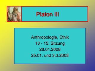 Platon  III