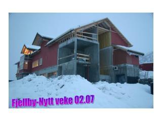 Fjellby-Nytt veke 02.07