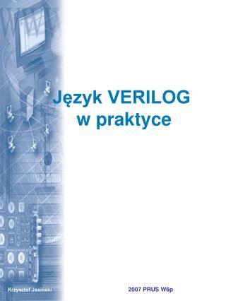 Język VERILOG  w praktyce