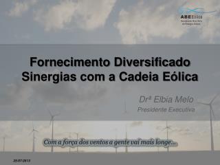Fornecimento Diversificado Sinergias com a Cadeia Eólica