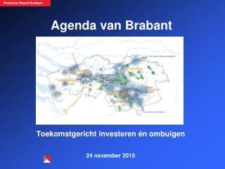 Agenda van Brabant