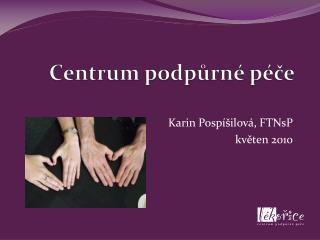 Centrum podpůrné péče
