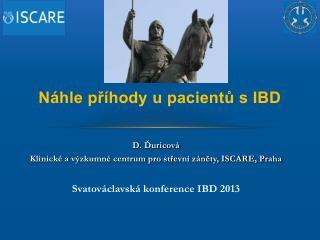 Náhle příhody u pacientů s IBD