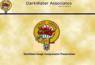 DarkWater Image Compression Presentation