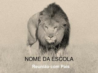 NOME DA ESCOLA
