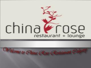 Chinese Food Ne Calgary