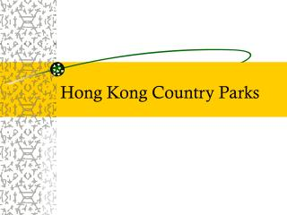 Hong Kong Country Parks