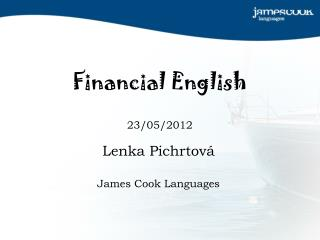 Financial English 23/05/2012