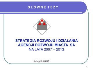 Kraków 13.09.2007