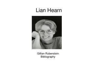 Lian Hearn