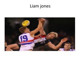 Liam jones