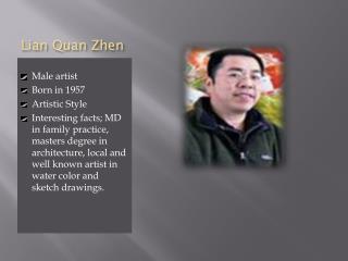 Lian Quan  Zhen