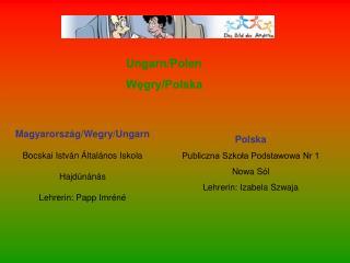 Ungarn/Polen Węgry/Polska