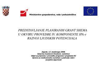 Ministarstvo gospodarstva, rada i poduzetništva