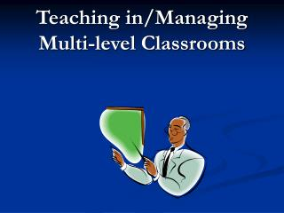 Teaching in