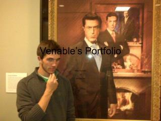 Venable's Portfolio