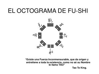 EL OCTOGRAMA DE FU-SHI
