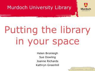Murdoch University Library