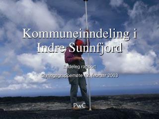 Kommuneinndeling i Indre Sunnfjord