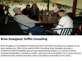 Brian Smargiassi Griffin Consulting