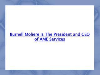 Burnell Moliere