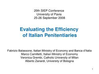 Fabrizio Balassone, Italian Ministry of Economy and Banca d'Italia