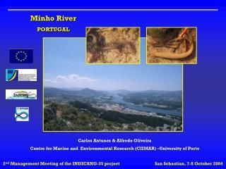 Minho River PORTUGAL