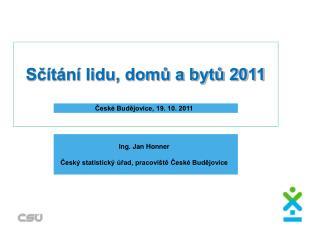 Sčítání lidu, domů a bytů 2011