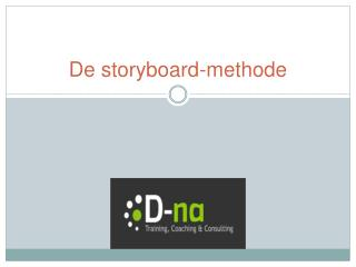 De storyboard-methode