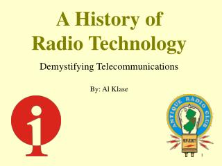 A History of  Radio Technology