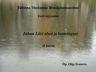 Tallinna Mustamäe Reaalgümnaasium